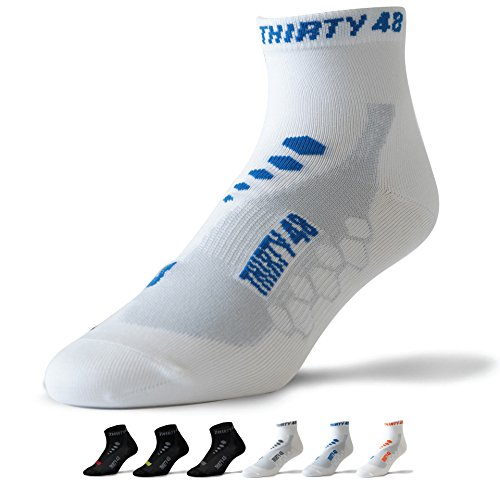 Thirty48 Cycling Socks Unisex Breathable