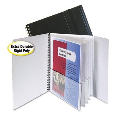 CLI32881 - Eight-Pocket Portfolio with Security Flap