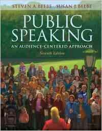 Public Speaking: An Audience-Centered Approach 7th ...