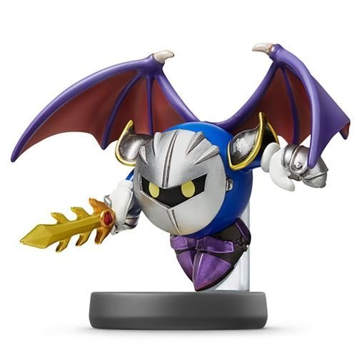 Nintendo amiibo Figure Meta Knight Super Smash Bros. Series Japan