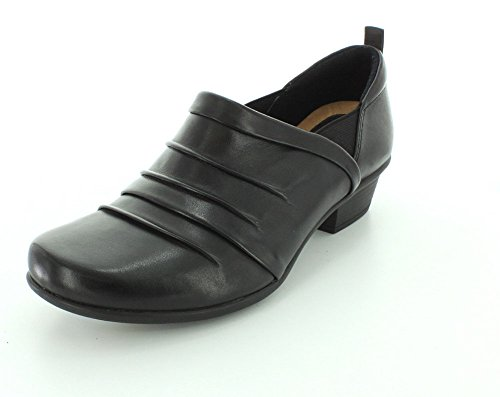 Jord Kvinna Sage Slip-on Black