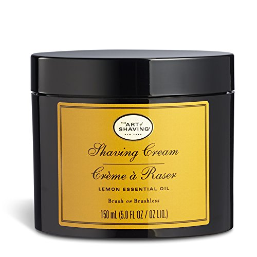 The Art of Shaving Lemon Shaving Cream, 5 oz.