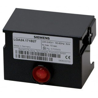 Siemens (landis) - Control box LANDIS & GYR STAEFA - SIEMENS fuel - LOA 24 - : LOA24 171B27 by Siemens