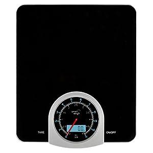 Smart Weigh Balance Numérique / Mécanique Pour La Cuisine Et Les Aliments  Avec Écran LCD Et Cadran : Ma Mère Ne Veux Plus Me La Rendre