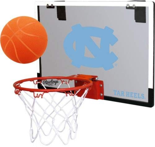 - NCAA North Carolina Tarheels Game On Hoop Set by Rawlings