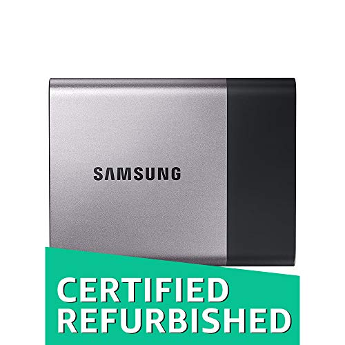 Samsung T3 Portable SSD - 1TB - USB 3.1 External SSD (MU-PT1T0B/AM) (Renewed) by Samsung (Image #7)