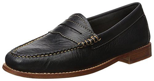 Gh Bas & Co. Womens Whitney Penny Loafer Zwart