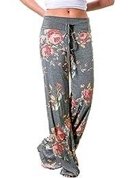 Coolhi Las Correas Sueltas Fashional Strappy Camuflaje Medias Pantalones Largos