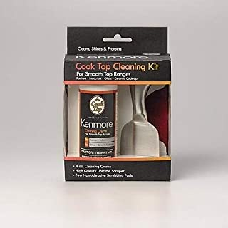 Kenmore 3-Piece Cooktop Cleaning Kit