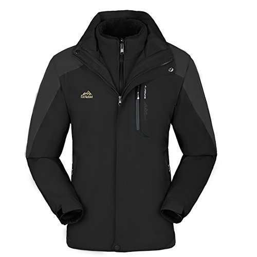 Skiing Insulated Jackets Jackets - 5