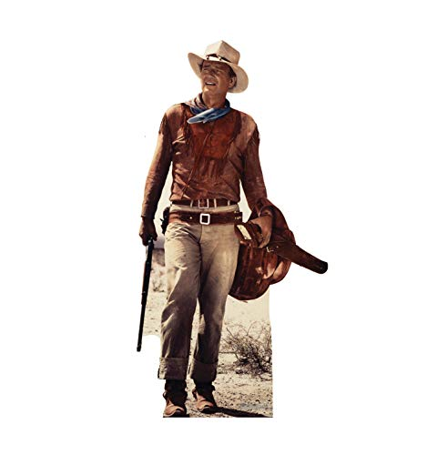 Advanced Graphics John Wayne Desert Life Size Cardboard Cutout Standup