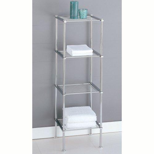 Organize All Metro 4 Tier Shelf