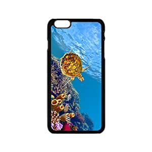The Sea Turtle Hight Quality Plastic Case for Iphone 6