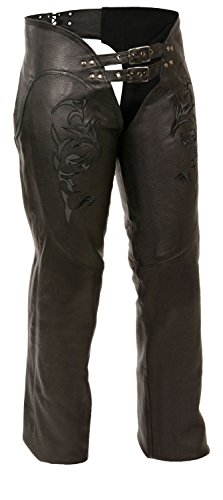 Womens Motorcycle Chaps - 5
