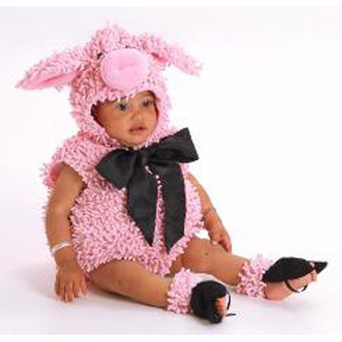 Princess Paradise Squiggly Piggy Costume
