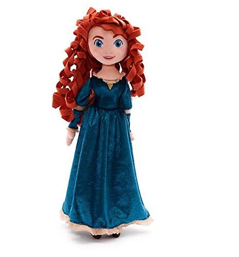 Official Disney Brave Merida Soft Plush Doll -