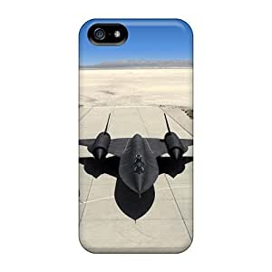 Case Cover Protector For Iphone 5/5s Sr 71 Black Birds Case by ruishername