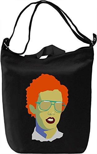 Napoleon Borsa Giornaliera Canvas Canvas Day Bag| 100% Premium Cotton Canvas| DTG Printing|