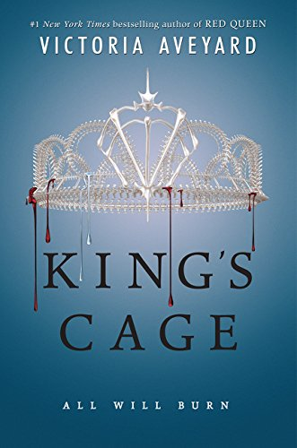 King's Cage (Red Queen)