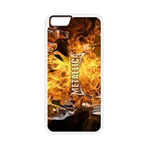 Metallica For iPhone 6 Screen 4.7 Inch Csae protection phone Case ST074375