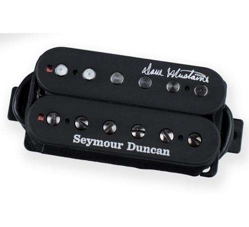 (Seymour Duncan Dave Mustaine Thrash Factor Pickup - Bridge - Black)