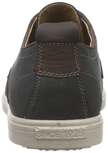 Jomos 1928, Men's Low-Top Sneakers Mehrfarbig (Ozean/Choco 8040)