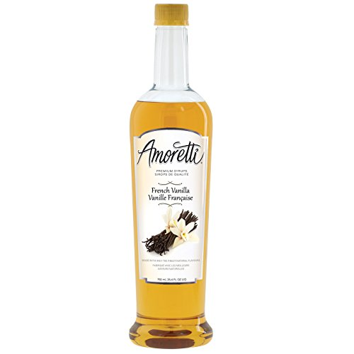 Amoretti Thin on the ground b costly Syrup, French Vanilla, 25.4 Ounce