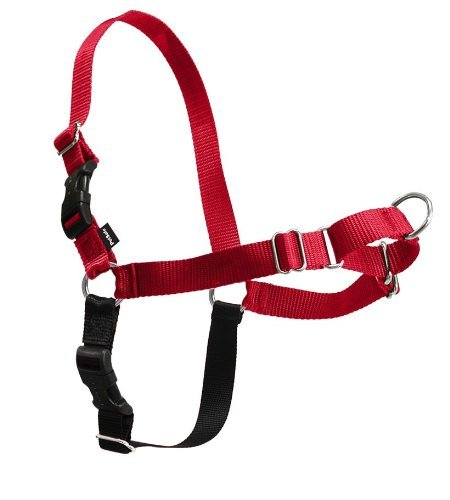 Easy Walk Harness Small Medium Red
