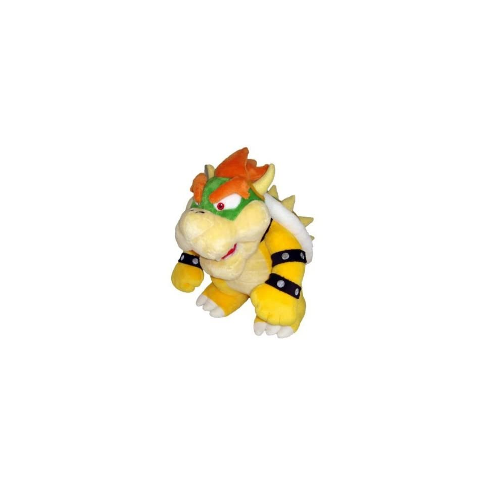 Nintendo Super Mario Bros. Bowser Plush