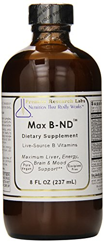 Max B-ND 8oz -Premier Research Labs