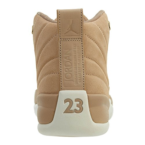 Multicolore Fitness Jordan metalli 12 Tan Donna Da Retro vachetta Wmns Air Scarpe 203 qqw1UY8