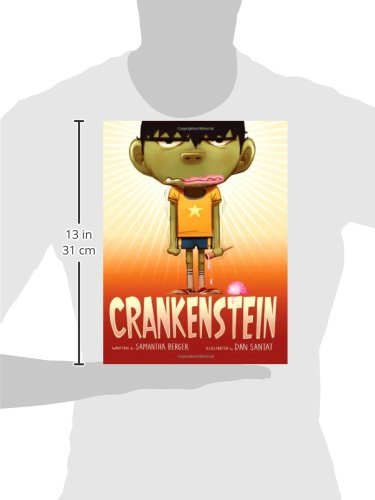 Crankenstein by Little Brown Books for Young Readers (Image #1)