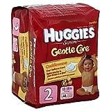 Huggies Gentle Care ~Size 2 ~40 Diapers