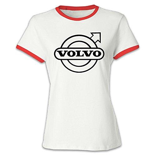 womens-volvo-baseball-t-shirt-red
