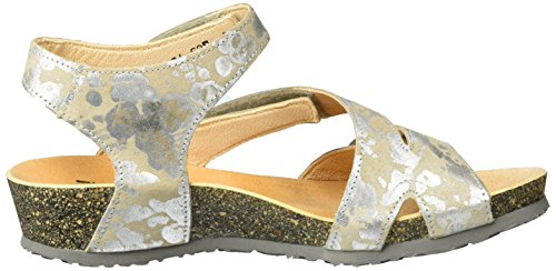 Think! Dumia, Women's Sandals Silber (Silber 04)
