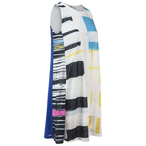 Mehrfarbig Desigual Desigual Kleid Mehrfarbig Desigual Mehrfarbig Kleid Kleid Oznnd6wqv