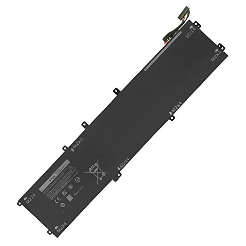 BatteryMon Battery 6GTPY 5XJ28 for Dell Precision M5520/XPS 15 9550 9560 Series Laptop - 11.4V 97Wh
