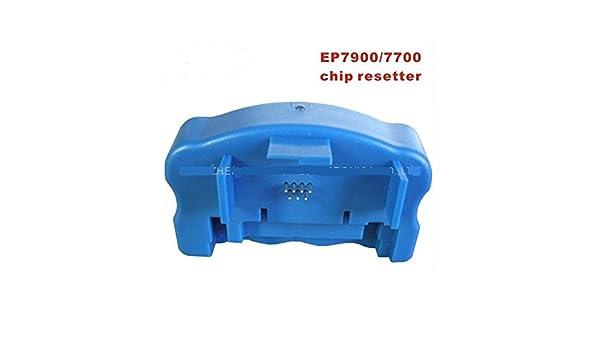 Chip Resetter EPSON t6361 para Epson 7700,7890,7900,9890 Epson Pro ...