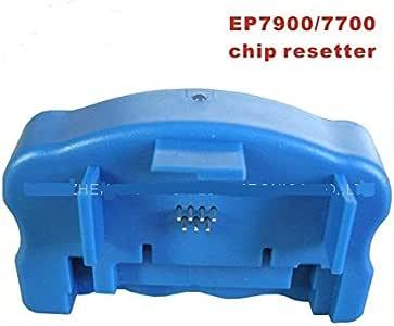 Chip Resetter EPSON t6361 para Epson 7700,7890,7900,9890 Epson Pro Chip OEM t5961-t596b t6361-t636b: Amazon.es: Electrónica