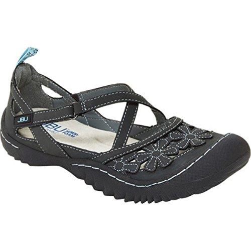(ジャンブー) Jambu レディース ランニング?ウォーキング シューズ?靴 JBU Blossom Vegan Walking Shoe [並行輸入品]