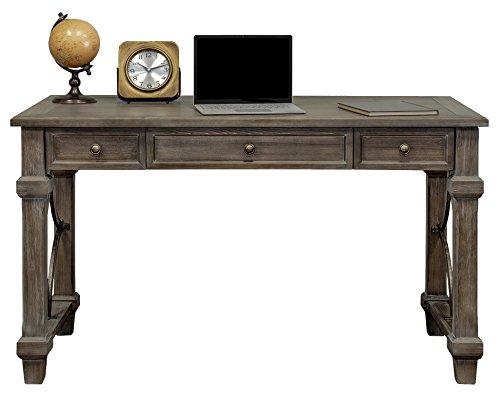 Martin Furniture IMCA384 Writing Desk, Weathered Dove (Desk Executive Antique)