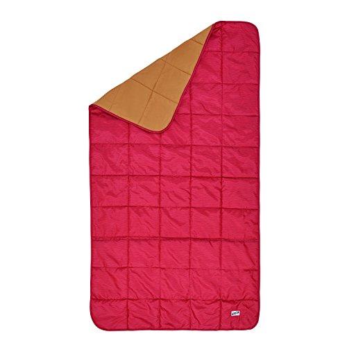 Kelty Bestie Blanket, Mountain/Canyon Brown - Indoor/Outdoor Insulated Camping Blanket - Throw Blanket ()