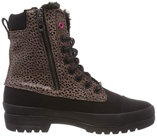 Para Shoes De Skateboard Marrón Dc Mujer Print Zapatillas Amnesti Winter Che cheetah x6AwBBCqY