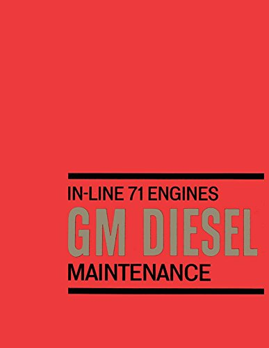 bishko automotive literature 1938 1942 1950 1964 Detroit Diesel in-Line 71 Series Engine Shop Repair Manual ()