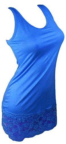 Kaiser-Handel - Camiseta - para mujer Azul