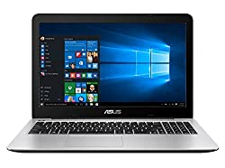 Newest ASUS 15.6-inch Full HD (1920 x 1080) Latest Intel Core i7 6500U, 12 GB RAM, 1TB HDD, Intel HD Graphics Card, DVD, HDMI, Webcam, Windows 10 DarkBlue