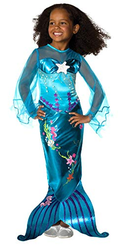 Rubies Magical Mermaid Costume, Toddler
