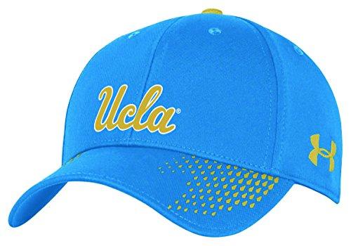 (NCAA UCLA Bruins Adult NCAA Renegade Adjustable Cap, One Size, Powder Keg )