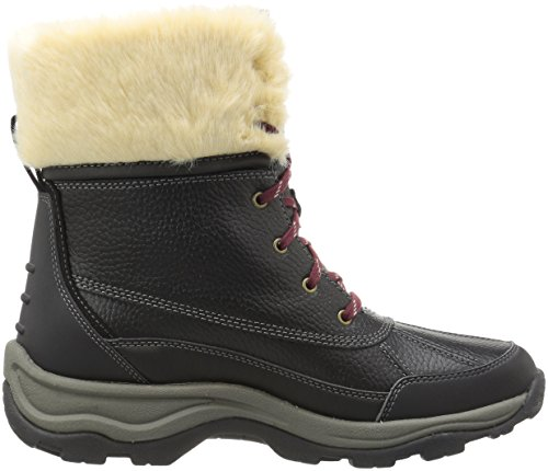 Arctic Black Clarks Womens Low Mazlyn Leather Boot B1qSTOWZ