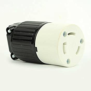 Leviton 2621 30 Amp 250 Volt NEMA L6 30P 2P 3W
